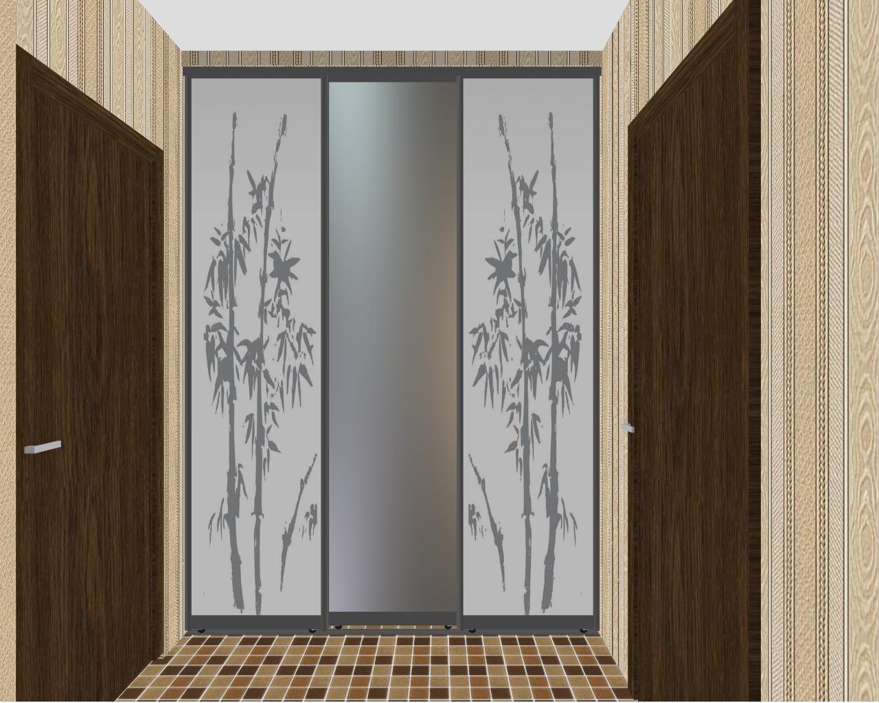 Заказать раздвижные двери-купе в гардеробную комнату цены от производителя