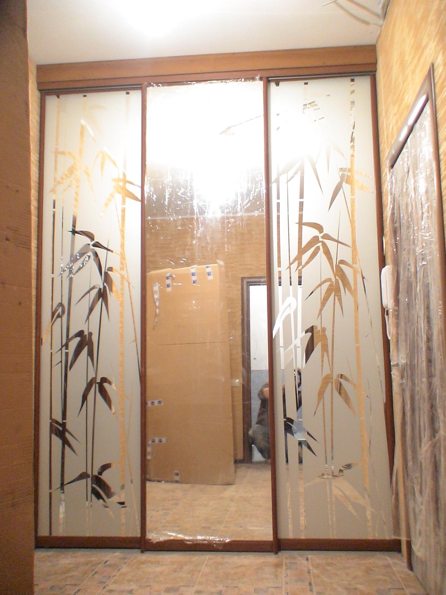 Двери для гардеробной с раздвижными системами Леруа Мерлен